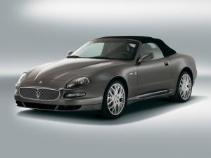 2005 Maserati GranSport Spyder